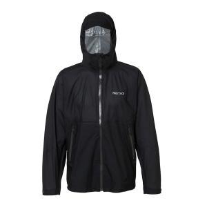 【ポイント10倍】メンズ ウェア ジャケット マーモット ゼロフロージャケット ブラック TOMLJK02|kojitusanso