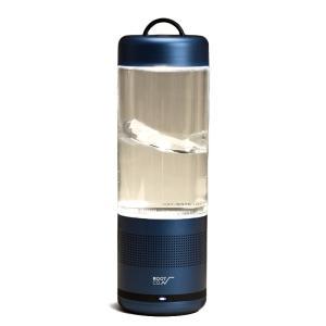 LANTERN120ルーメンの明るさのランタン機能を搭載。音楽と光を囲みながらキャンプやバーベキュー...