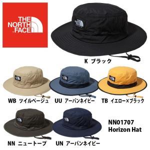 帽子 THE NORTH FACE ザ・ノースフェイス  ホライズンハット  ブラック NN01707|kojitusanso