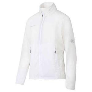 【ポイント11%】メンズ ウェア ジャケット マムート WING Jacket Men white ...