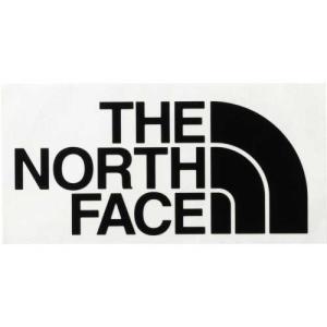 【ポイント12%】ザ・ノースフェイス TNF Cutting Sticker カラー K NN88106