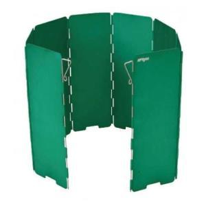 直結型ストーブ用の風防。ペグの刺さる地面に固定できます ギア バーナー ストーブ バーナー ストーブ...