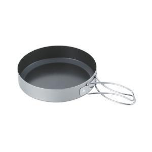 【ポイント5%】クッカー 食器 料理 山ごはん ユニフレーム 山フライパン 17cm 667651