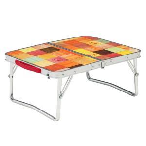 【ポイント11%】キャンプ テーブル チェア コールマン ナチュラルモザイクミニテーブル プラス 2...