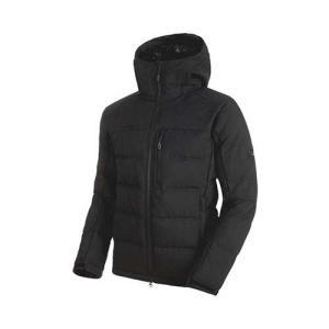 メンズ ウェア ダウン 化繊中綿 マムート SERAC IN Hooded Jacket Men black 1013-00680 cpmmt【ポイント10%】|kojitusanso