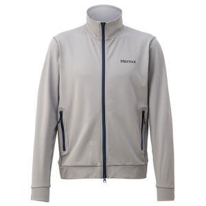 防風素材Climb Windyを使用したジャケットです。通気性を抑える編地構造により、ニット素材であ...