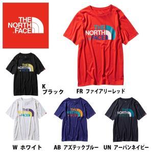 メンズ ウェア  Tシャツ ザ・ノースフェイス ショートスリーブカラフルロゴティー メンズ NT31931|kojitusanso