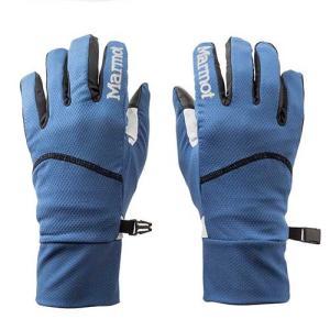 手袋 グローブ Marmot マーモット  トレッキンググローブ  インディゴ TOANJD72|kojitusanso