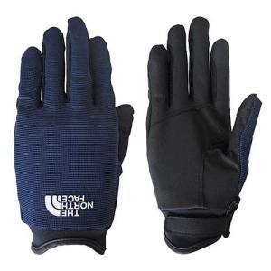 手袋 グローブ THE NORTH FACE ザ・ノースフェイス  シンプルトレッカーズグローブ  アーバンネイビー NN11903|kojitusanso