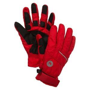 【ポイント10倍】ウェア 手袋 グローブ マーモット レイングローブ レッド TOALJD71|kojitusanso