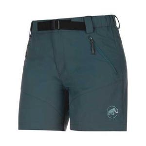 軽量ながら、耐久撥水性とストレッチ性に優れた、トレッキング用ショートパンツ レディースウェア パンツ...