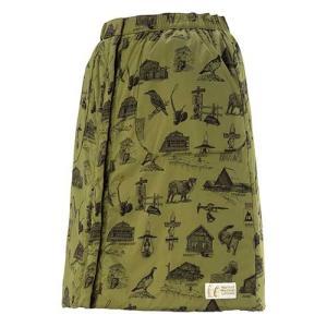 【ポイント11%】Marmot マーモット ウィメンズ リバーシブルパディングスカート カバーン×カ...