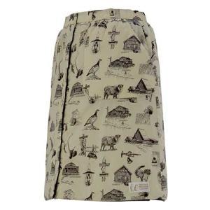 【ポイント11%】Marmot マーモット ウィメンズ リバーシブルパディングスカート ブラック×ビ...