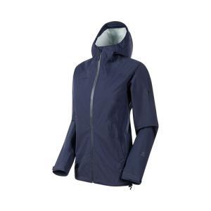 【最大24%ポイント】MAMMUT マムート Albula HS Hooded Jacket AF Women marine 1010-28470