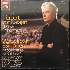 モーツァルト『6大交響曲』