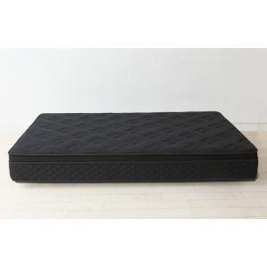 NEIRO BLACK ネイロブラック ポケットコイルマットレス マットレス ブラックマットレス 人気 おすすめ ベッド 黒 ダブル お洒落 高品質|koki-mattress|02