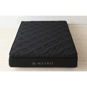 NEIRO BLACK ネイロブラック ポケットコイルマットレス マットレス ブラックマットレス 人気 おすすめ ベッド 黒 ダブル お洒落 高品質|koki-mattress|03