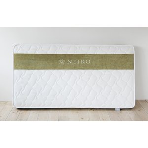 送料無料 ポケットコイル マットレス 低反発ウレタン入り NEIRO(ネイロ) シングル ホワイト お洒落 寝心地を追及 高品質|koki-mattress|02