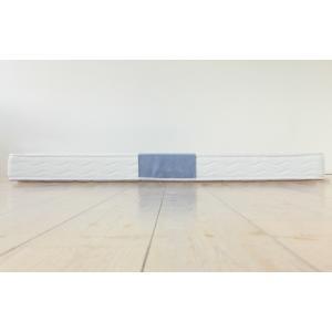 送料無料 ボンネルコイル マットレス ne・ne(ネネ) セミダブル ホワイト お洒落 低価格 高品質|koki-mattress|03