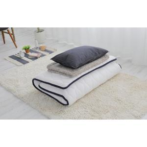 送料無料 超薄型ポケットコイル マットレス LAYFIT(レイフィット) ダブル ホワイト 寝心地を追及 お持ちのマットレスをグレードアップ 高品質|koki-mattress|05
