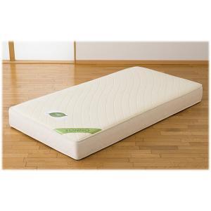 送料無料 ポケットコイル マットレス 低反発ウレタン入り sonno(ソンノ) セミダブル アイボリー 高品質 koki-mattress