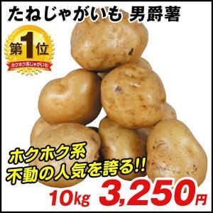 じゃがいも種芋 男爵薯 10kg / ジャガイモ 馬鈴薯 たね芋 たねいも