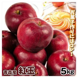 青森産 紅玉 5kg 1箱 国華園 りんご リンゴ|kokkaen