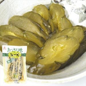 漬物 あっさり味 きゅうり漬(3袋)120g メール便 奈良漬け 胡瓜 国華園|kokkaen