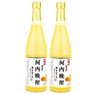 愛媛産 河内晩柑ジュース 2本 kokkaen