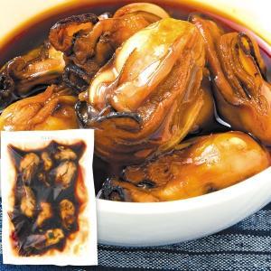 食品 牡蛎旨味しょうゆ漬け 4袋 冷凍便 国華園|kokkaen