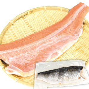 食品 チリ産 銀鮭フィレ 1枚 冷凍便 国華園|kokkaen