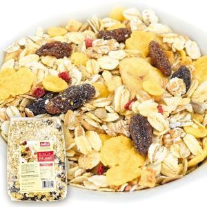 食品 5種フルーツミューズリー 1袋 国華園|kokkaen
