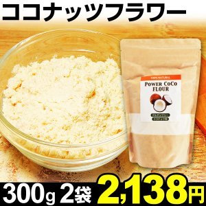 ココナッツフラワー 2袋 食品|kokkaen
