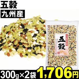穀物 九州産 五穀 2袋 食品|kokkaen