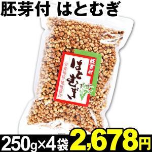 胚芽付はと麦 4袋 食品|kokkaen