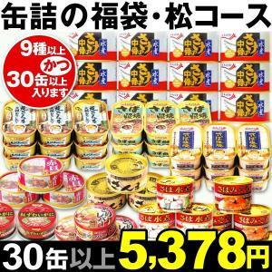 缶詰 缶詰の福袋・松コース 1組 食品 kokkaen