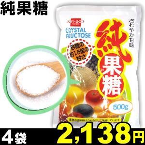 果糖 純果糖 4袋 1組|kokkaen