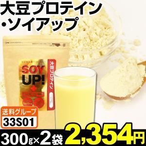 大豆プロテイン・ソイアップ 2袋 (1袋300g入り) 食品◆|kokkaen