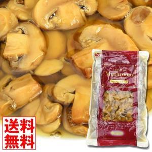 マッシュルーム うまみ丸ごとマッシュルーム 1袋 (1袋1kg入り) 大袋 食品 国華園|kokkaen