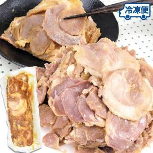 チャーシュー 切り落とし 2袋 冷凍便 国華園|kokkaen