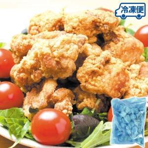 鶏肉 訳あり 鶏唐揚げ 1kg 冷凍便 国華園|kokkaen