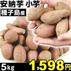 安納芋 種子島産 安納芋 小芋 5kg 1組 中園ファーム...