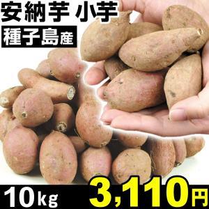 安納芋 種子島産 安納芋 小芋 10kg 1組 中園ファーム...