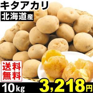じゃがいも 北海道産 キタアカリ 10kg1組 送料無料 じゃが芋 野菜 食品 kokkaen