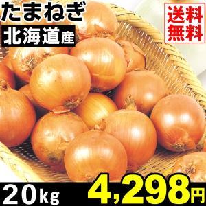 たまねぎ 北海道産 たまねぎ 20kg1箱 送料無料 玉ねぎ 食品|kokkaen