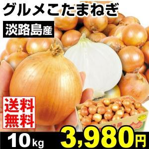 たまねぎ 淡路島産 グルメこたまねぎ 10kg 玉ねぎ 野菜 玉葱 タマネギ 食品 グルメ 国華園|kokkaen