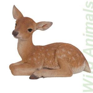 ガーデンオーナメント 動物 シカ 神聖の鹿 1個  ポリ製|kokkaen