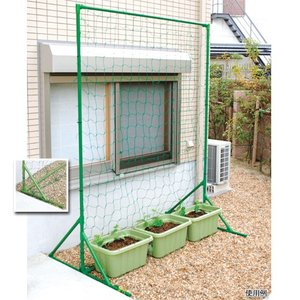 園芸支柱 植物のカーテン(自立タイプ) 1台|kokkaen