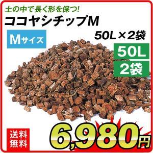 ココヤシチップM・50L 2袋1組(合計約100L)|kokkaen