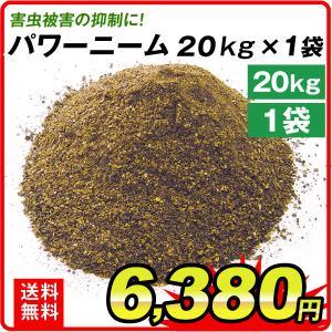 土壌改良 土壌改良剤 パワーニーム 20kg 1袋|kokkaen